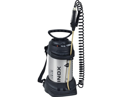 Pulvérisateurs haute pression Mesto Inox 5 L-0