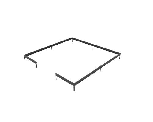 Fondations Juliana Oase 13.5m², noires-0