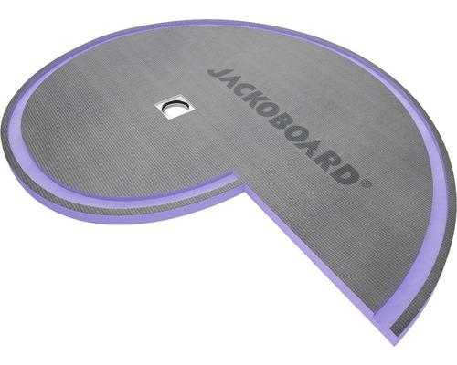JACKOBOARD Bodenelement für Aqua Spiral Schneckendusche Einstieg rechts