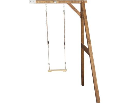 Extension balançoire simple axi Swing bois marron-0