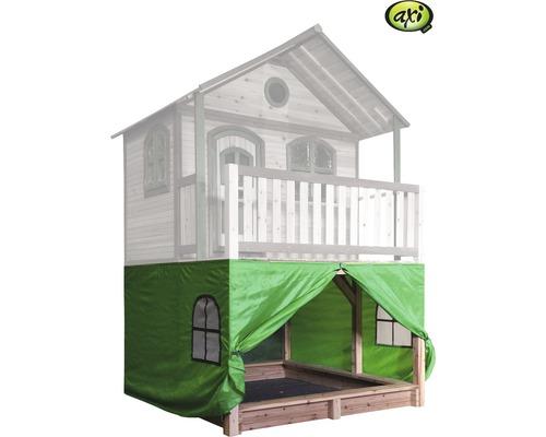 Bâche de tente axi pour cabane de jeux Marc verte
