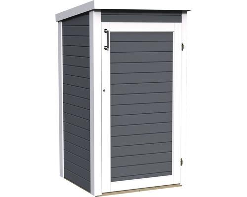 armoire de jardin multi box 1 86x82x163 cm anthracite