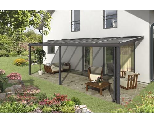terrassen berdachung skan holz monza 648x357 cm anthrazit. Black Bedroom Furniture Sets. Home Design Ideas