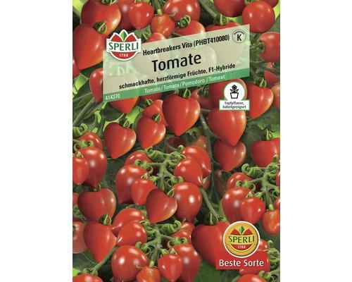 Tomate ''Heartbreakers Vita'' Sperli semence de légumes-0