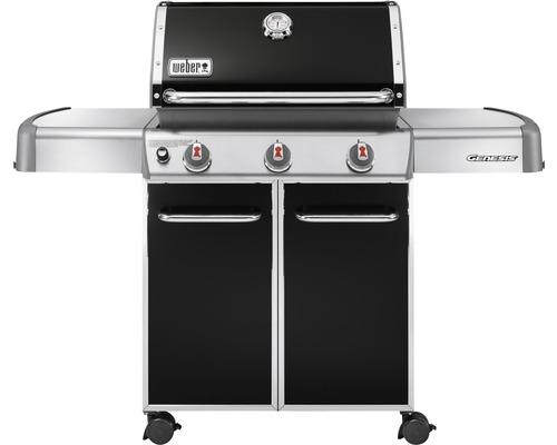 Barbecue à Gaz Weber Genesis E 310 3 Brûleurs Noir