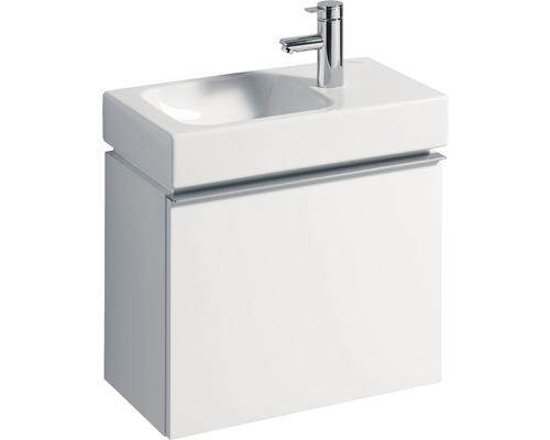keramag waschtischunterschrank icon xs 52cm alpin hochglanz 840052000 hornbach luxemburg. Black Bedroom Furniture Sets. Home Design Ideas