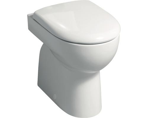 Keramag / GEBERIT Tiefspül-WC Renova weiß stehend Abgang innen senkrecht 213011000