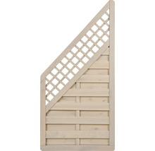 Élément de clôture Till 180/90x90cm, sable-thumb-0