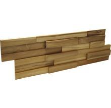 Pierre de parement en bois Ultrawood Teak Firenze-thumb-2