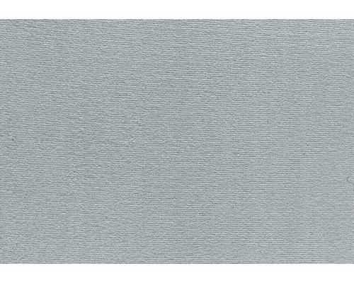 Teppichboden Velours Verona Farbe 90 hellgrau 400 cm breit (Meterware)