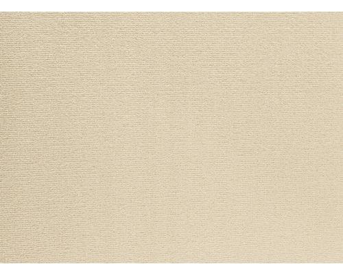Moquette Velours Verona beige sable 400 cm de largeur (marchandise au mètre)