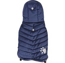 Manteau pour chien Paw 50 cm, bleu-thumb-1