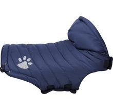 Manteau pour chien Paw 50 cm, bleu-thumb-0