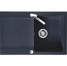 Évier eurostone Capri 45, granit graphit-thumb-0
