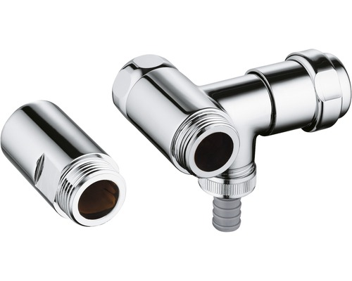 """GROHE WAS-Ventil-Batterie 41043000 1/2"""""""