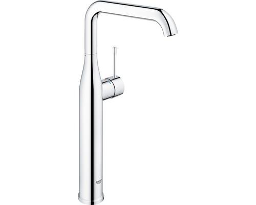 Mitigeur de lavabo GROHE Essence 32901001 chrome sans mécanisme de vidage