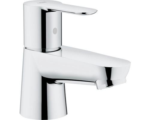 Robinet lave-mains GROHE BauEdge 20421000 chrome sans mécanisme de vidage