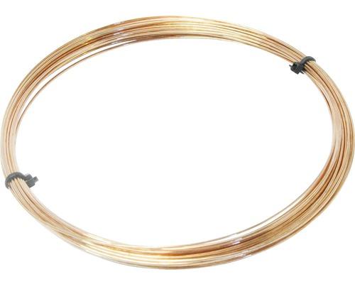 Fil de cuivre 1,0 mm, 10 m