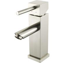 Mitigeur de lavabo Mezzo 1126215 chrome, mécanisme de vidage inclus-thumb-0