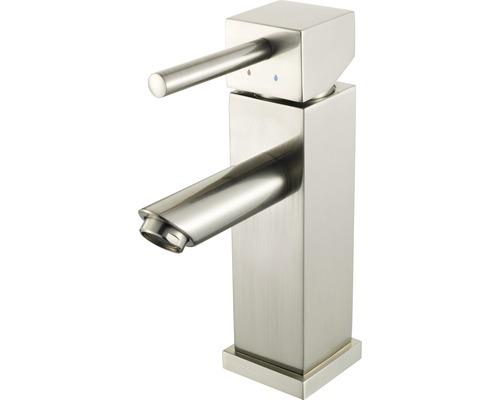 Mitigeur de lavabo Mezzo 1126215 chrome, mécanisme de vidage inclus-0