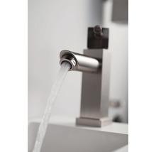 Mitigeur de lavabo Mezzo 1126215 chrome, mécanisme de vidage inclus-thumb-1