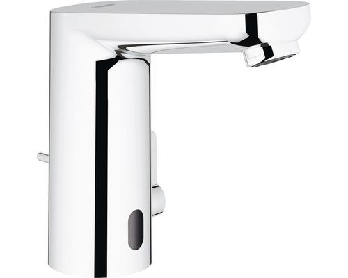 Mitigeur de lavabo infrarouge GROHE Eurosmart 36331001 chrome