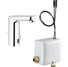 Mitigeur de lavabo infrarouge GROHE Eurosmart avec Powerbox 36386001 chrome-thumb-0
