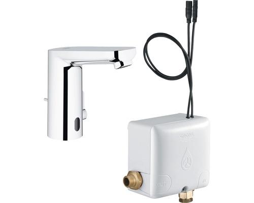 Mitigeur de lavabo infrarouge GROHE Eurosmart avec Powerbox 36386001 chrome-0