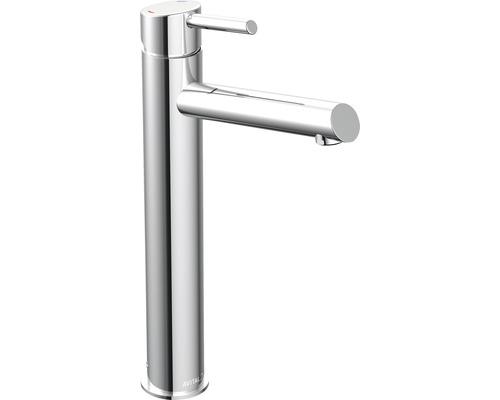 Mitigeur de lavabo AVITAL Lima chrome, mécanisme de vidage inclus