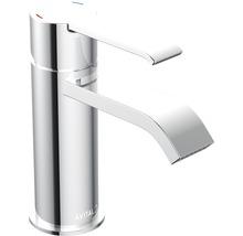 Mitigeur de lavabo AVITAL Fella chrome, mécanisme de vidage inclus-thumb-0