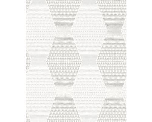 Papier peint intissé 342703 Wallton Rayures blanc-0