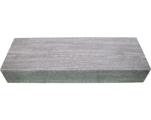 Bloc de marche Flairstone Gneis gris Arctic 100 x 35 x 15 cm-0