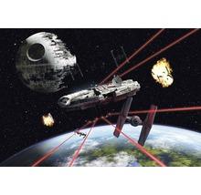 Papier peint photo Disney Edition 3 STAR WARS MIL. FALCON 368 x 254 cm-thumb-0