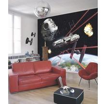 Papier peint photo Disney Edition 3 STAR WARS MIL. FALCON 368 x 254 cm-thumb-2