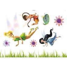 Sticker mural Disney Edition 3 FAIRIES 50 x 70 cm-thumb-0