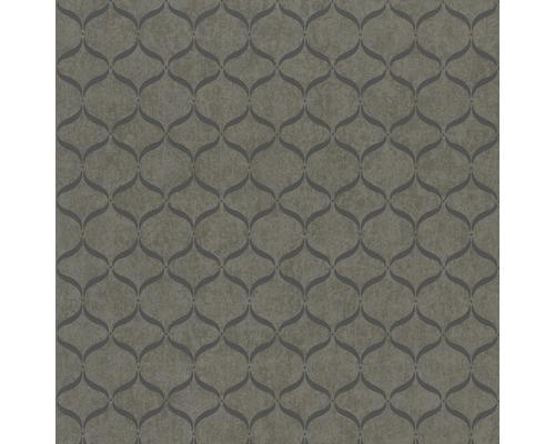 Papier peint intissé 56142 Padua Ornement gris-0