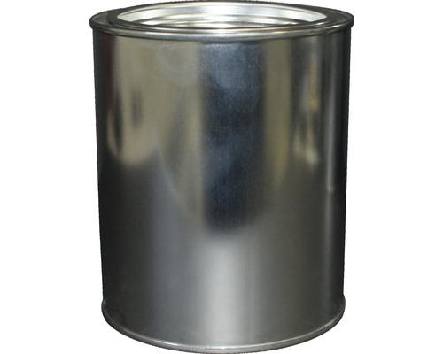 Emballage vide boîte en tôle 0,75 l-0