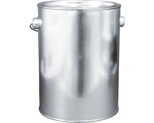 Conditionnement vide boîte en métal 2,5 L