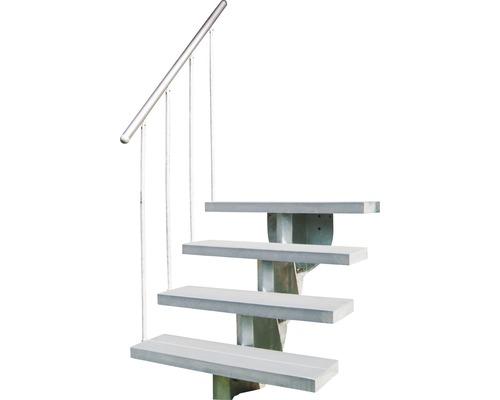 escalier ext rieur pertura petros marches kit 3. Black Bedroom Furniture Sets. Home Design Ideas