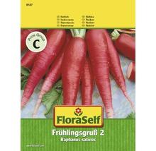 Grand radis Printanier semences de légumes FloraSelf®-thumb-0