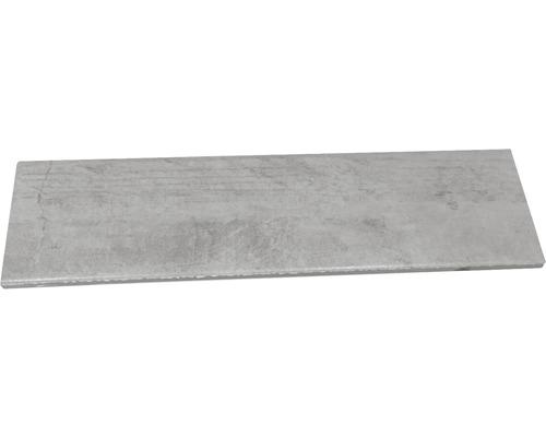 Plinthe New Cassero gris 8x30cm kit de 3