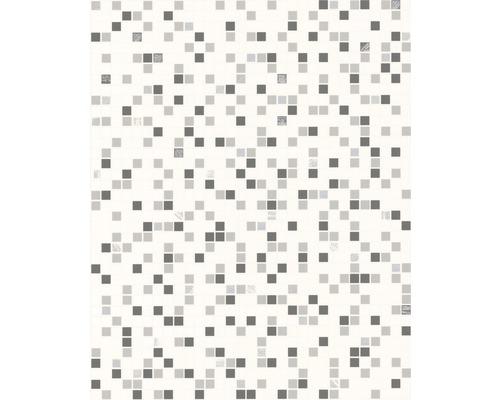Papier peint 19167 Modern Living Checker noir-0