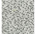 PVC Vaila Fliesendekor Mosaik 200 cm breit (Meterware)