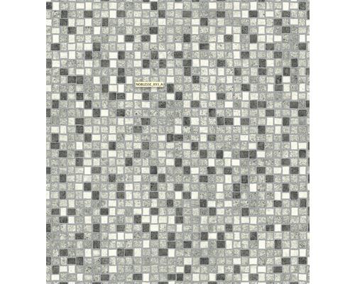 PVC Vaila décor carrelage mosaïque largeur 200cm (marchandise au mètre)