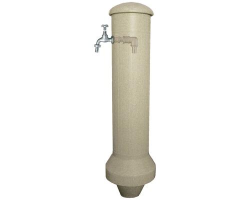 Pompe à eau sur colonne pour jardin, sable
