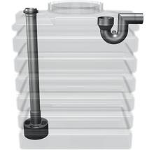 Cuve de cave GKT 1.25 compr. couvercle, stabilisateur d''alimentation et siphon de trop-plein-thumb-1