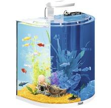 Aquarium Tetra ExplorerLine LED 30 litres sans armoire basse, blanc-thumb-2