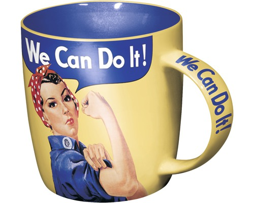 Tasse We can do it-0