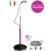 Douche solaire Sunny Style Premium fuchsia-thumb-0