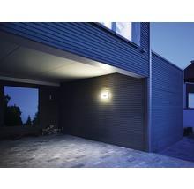 Éclairage extérieur à LED Steinel LN1 blanc avec ampoule 350lm 3000 K blanc chaud 195x300 mm-thumb-2